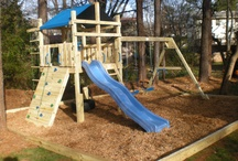 play structures