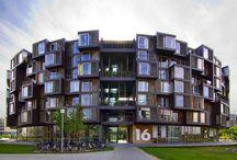 Student housing 10 floors