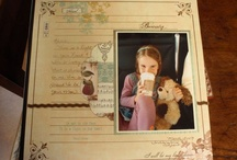 Snippets of scrapbooking