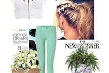 Polyvore / by Bailey Schnell