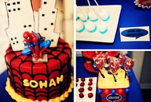 birthday party ideas / by Patty Earnhart