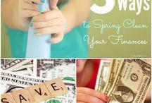 Budgeting / by Katelyn Arthur