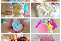 Play dough Ideas in Early Childhood - Family Day Care