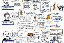 Scribing / Sketches as presentation