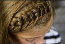 hairstyles / by Jess K