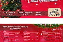 Navidad en Ritus / Comparte con tu familia con los mejores productos, sabores y precios de la región, ven a visitarnos para que conozcas lo que tenemos para ti en esta temporada de fin de año.