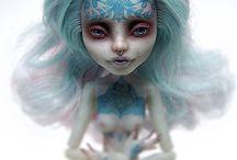 Doll Repaints
