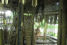 Gallery Crafts / Gallery Handicraft Crafts Coconut Trunk, Bamboo crafts, Wood crafts, Coconut shell crafts,