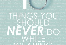 Wedding Rings / Things about Wedding Rings that every bride and groom should know.