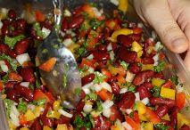 Salads / by Kelly Struble-Clark