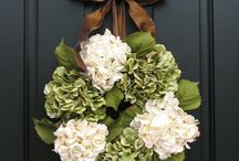 wreaths & arrangements