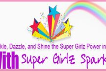Super Girlz Sparkle Boutique / Jewelry for Kids created by 10 year old twins Haley & Hanna Martin. Amazing girls are trailblazers and Super Girlz can constantly discover new paths. We have been always told to listen within and use our Super Powers; the magic that is available to us all. Sparkle, Dazzle, and Shine the Amazing, Unique, YOU. Embrace what makes YOU Unique! Create the feel good happy feeling in each day. Be happy for who you are today.THERE IS ONLY ONE YOU! http://supergirlzsparkle.com