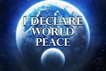 Peace on Earth / All about The World Peace