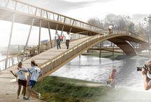 Bridges walkway