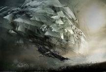Guild Wars 2 Art