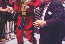 Kane with Paul Bearer