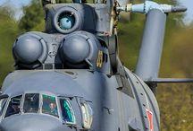 Helicópteros Rusos / Aviación