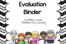 evaluation portfolio