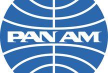 Pan American World Airways / Pan Am / by Bob Steele