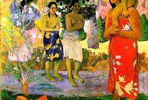 Artist   Paul Gauguin
