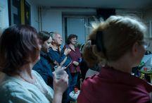 10-lecie Pracowni 23 - EDYTA DZIERŻ & JOANNA MROZOWSKA / 10-lecie Pracowni 23 - EDYTA DZIERŻ & JOANNA MROZOWSKA. Pracownia otwarta w Noc Muzeów w ramach projektu Stan Rzeczywisty. http://artimperium.pl/wiadomosci/pokaz/296,10-lecie-pracowni-23-edyta-dzierz-joanna-mrozowska#.U3aXSvl_uSo