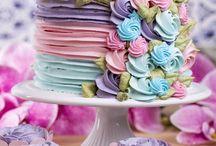 bolos decorados.