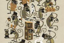 Children + Illustrations