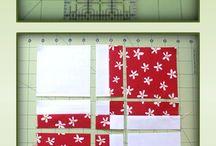 Схемы шитья в лоскутном стиле