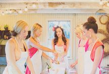 Wedding Wing-Woman / Tips, tricks, and ideas for Maids of Honor or Bridesmaids!  As the MOH or the BM, you're the Bride's wing-woman, and she'll be looking to you to be optimistic, funny, positive, open-minded, creative, and adept at handling bridezilla tendencies (Also, every now and then a man will join the ranks on the Bride's side.  This page is for the Brides-Dudes, too!) / by Jessi Johnson