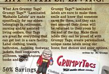 Grumpy Tags