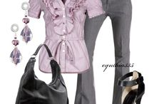 Hooked on Ladies outfits