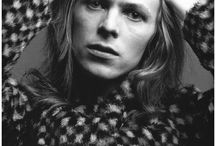 Bowie early 70's
