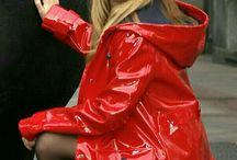 Superb Glossy Plastic Fashion