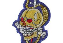 iron on patches / Find perfect iron-on appliques to personalize your accessories and clothes