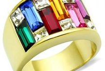 Farebné šperky / Color Jewelry