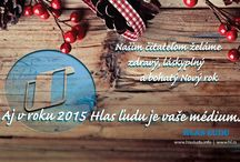 Vianoce - Christmas = Nový rok - New year