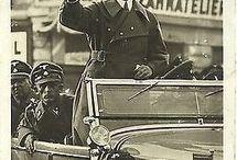 World war dictators