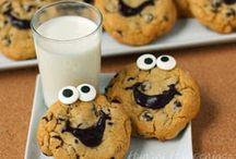 Food- Cookies, Bars & Brownies / Dessert Cookies, Bars & Brownie recipes