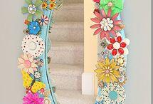 So whimsical! / Udda möbler / by Annica