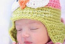 вязанная одежда для малышей