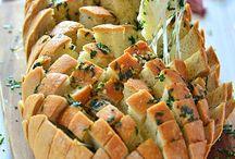 chleb z czosnkiem