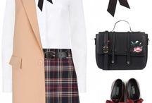 школьный гардероб