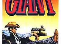 GIANT -The Movie (1956) / by Kathy Hopkins