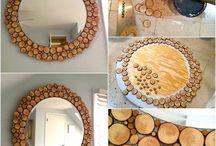 Specchi in tutte le decorazioni
