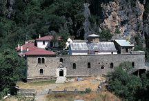 Monasteries - Churches / Μοναστήρια - Εκκλησίες