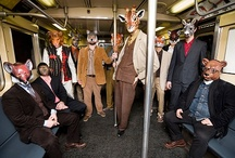 Antibalas Extended Musical Family / A list of musical projects connected to members of Antibalas. / by M Perna