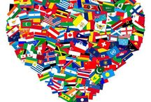 World Flags / by Wendy Kite-Leroy