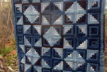 patchwork denim