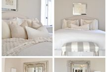 Beautiful Bedrooms / Lots of bedroom ideas