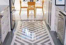 Flooring / by Birgit Anich Staging & Interiors